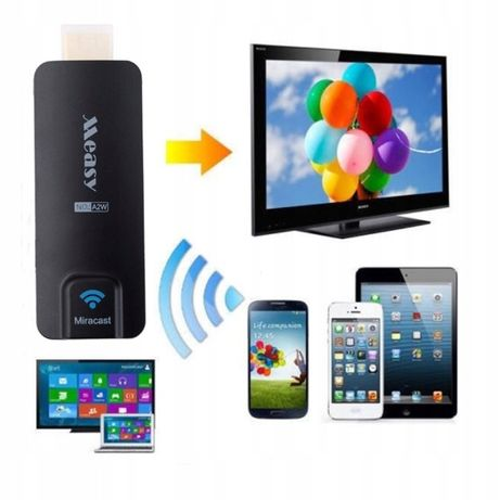 Measy A2W II Dongle WIFI Miracaft AIRPLAY DLNA