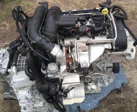 Мотор1.4,двигун czt. Jetta usa,двигатель бензин 1,4 джета юса Акпп QPA