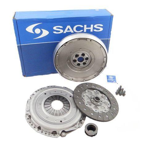 Sprzęgło i koło dwumasowe Sachs Fiat 1.9 JTD