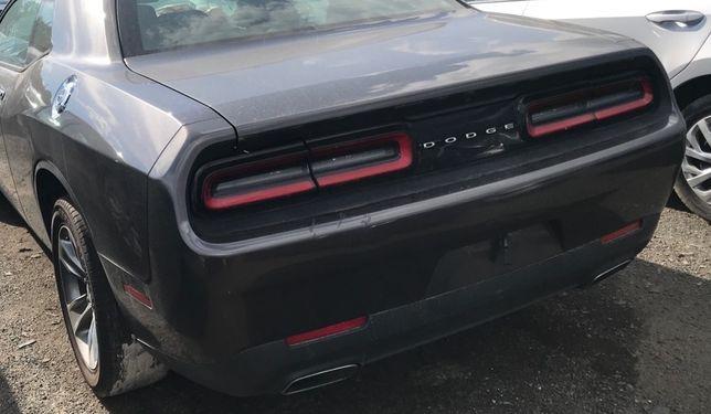 Dodge challenger 15 + kompletny tyl cwiartka P/L zderzak wanna pas tyl