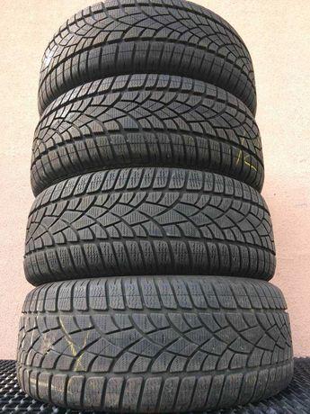 Данлоп 235/55/18 Dunlop Winter Sport 3D б/у ост.95%+др.виды,размеры