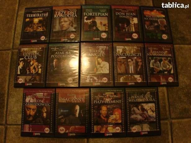 Kolekcje filmów DVD