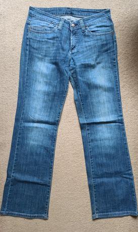 Spodnie jeansowe r. L