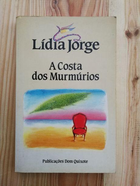 a costa dos murmúrios, lídia jorge, 1988
