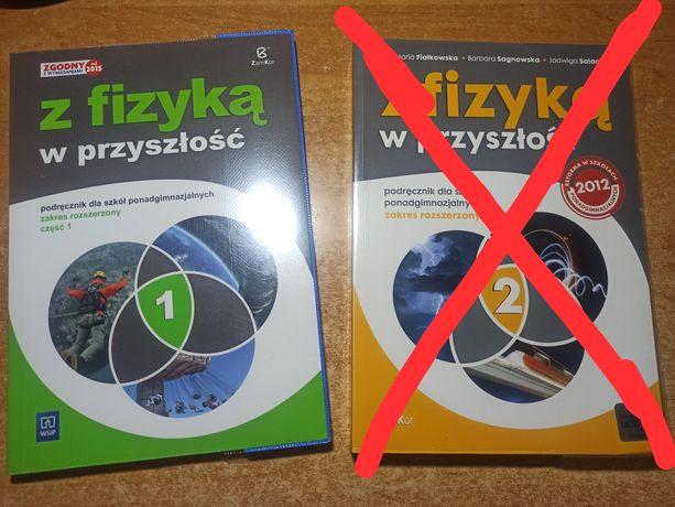 """Podręcznik """"Z fizyką w przyszłość"""" 1 WSiP"""