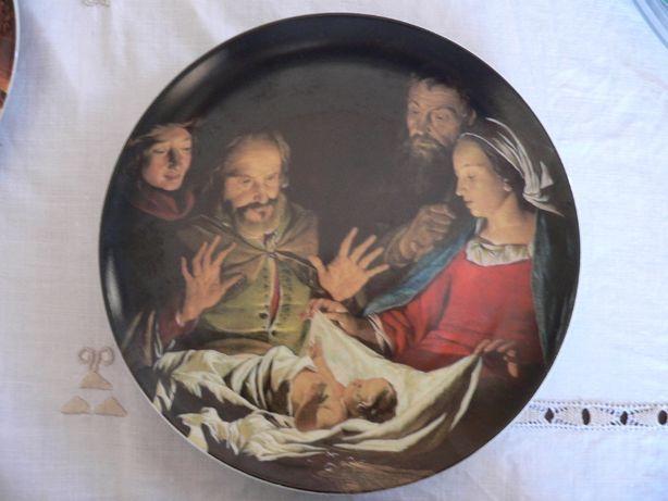 Prato de Natal VA - 1993