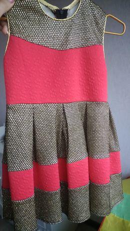 Нарядное платье для девочки 98 размер