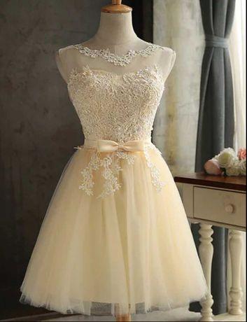 Sukienka na wesele L