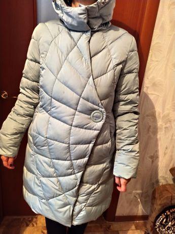Новый пуховик пальто куртка