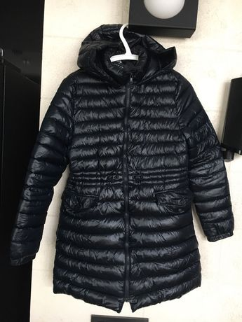 Курточка зимняя на девочку Zara