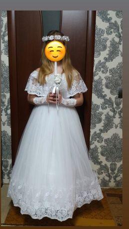 Плаття до першого причастя