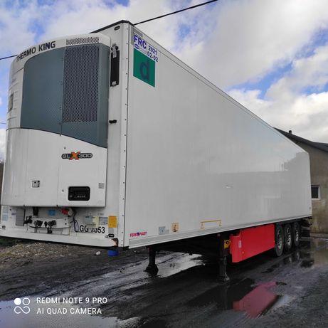Chłodnia Schmitz Cargobull SLX300 HAKÓWKA 2012 ODSTĄPIE LEASING CESJA