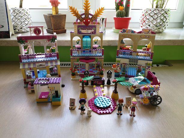 Lego Friends, Centrum Handlowe