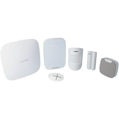 Alarme sem Fios, ligação à Internet e GSM,GPS,Bateria- Kit Loja AJAX