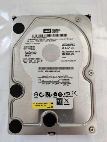 Жёсткий диск HDD WD Blue 320 GB 3.5