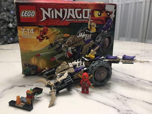 Набор LEGO NINJAGO 4 сезон (оригинал)
