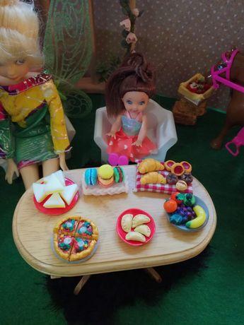 Barbie jedzenie, maileg