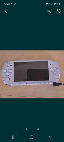 PSP com bolsa e câmara