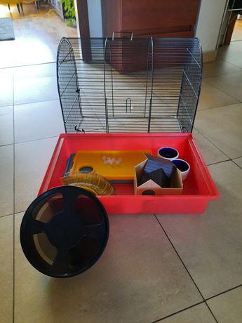 Klatka dla myszki, chomika