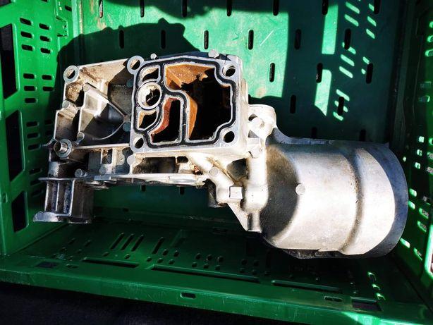 Podstawa obudowy filtra oleju BMW e39 silnik R6