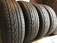R16 235/70 шины бу зима Hankook Winter Icept Evo резина комплект