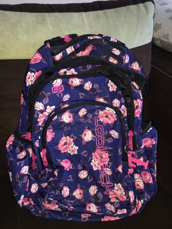 Plecak CoolPack+ GRATIS piórnik tego samego wzoru
