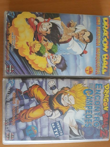 Vhs - Dragon ball