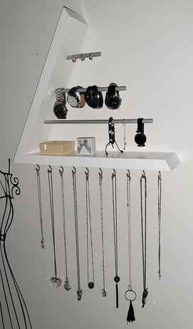 Półka organizer na biżuterię i zegarki  :)