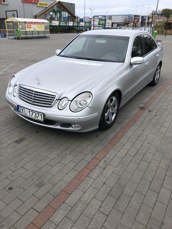 Mercedes E Klasa W211 Sprzedaż Zamiana.