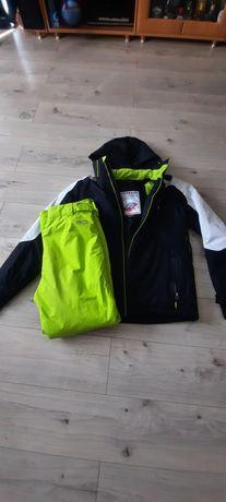 Kurtka narciarska 4F + spodnie rozm. L