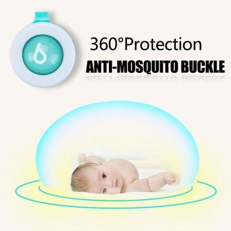 От комаров детские москитные пряжки в упаковках