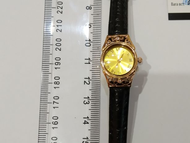 Золотые часы Continent