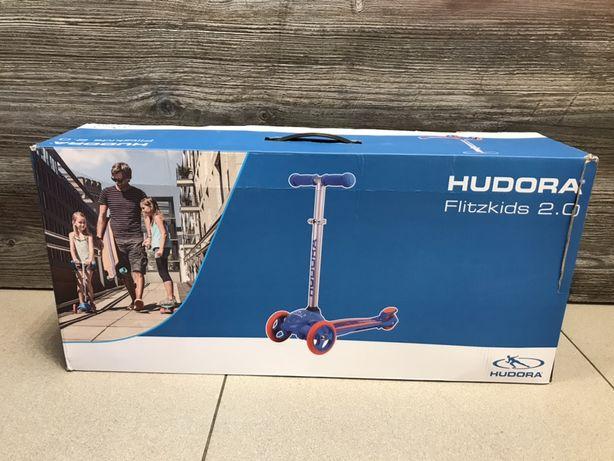 Трёхколёсный самокат HUDORA Flitzkids 2.0