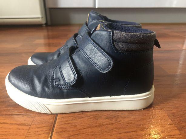 Детские ботинки h&m (размер 31)