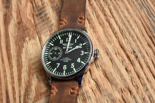 Zegarek radziecki AVIATOR molnia 3602 - idealny - nowy !