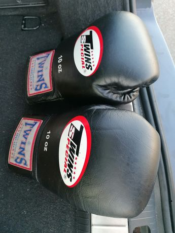 Luvas boxe/kickboxe/Muay Thai Twins