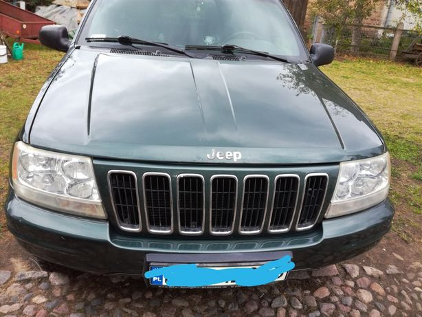 Jeep Grand cherokee WJ/WG