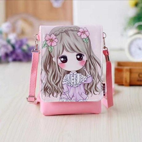 Детская сумочка кошелек сумка через плечо кошелечек