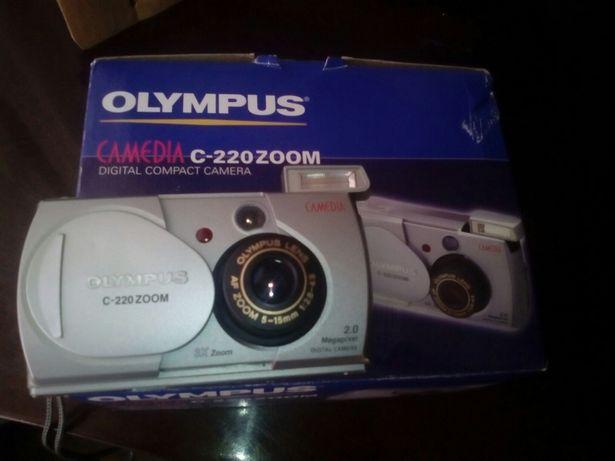 Olympus c-220 zoom.Срочно!