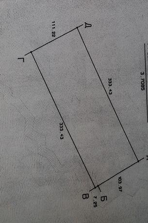 Продам земельный участок (пай)