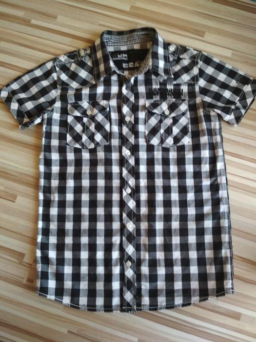 Koszula bawełniana r 158 Tychy - image 1