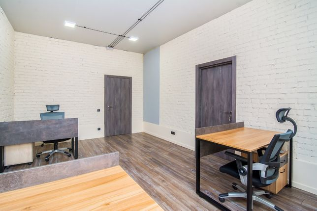 Современный офис для ИТ, 125 м.кв с мебелью, Печерск, от владельца