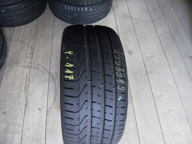 255/35/19 Pirelli P Zero pojedynka