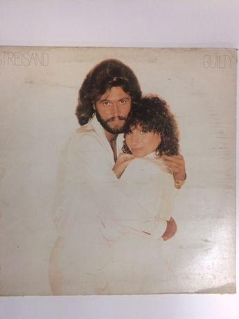 """Płyta winylowa Barbra Streisand """"Guilty"""""""