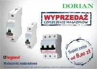 Wyłączniki nadprądowe LEGRAND - Dorian Sp.j.