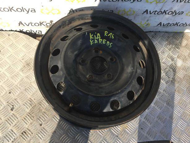 Диск колесный металлический R16 Alcar 6.5Jx16.0 ET48.5 5x114.3