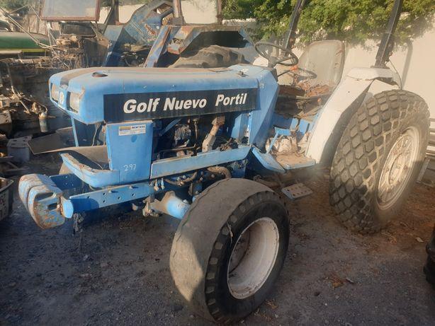 Trator-Ford 2120 para peças