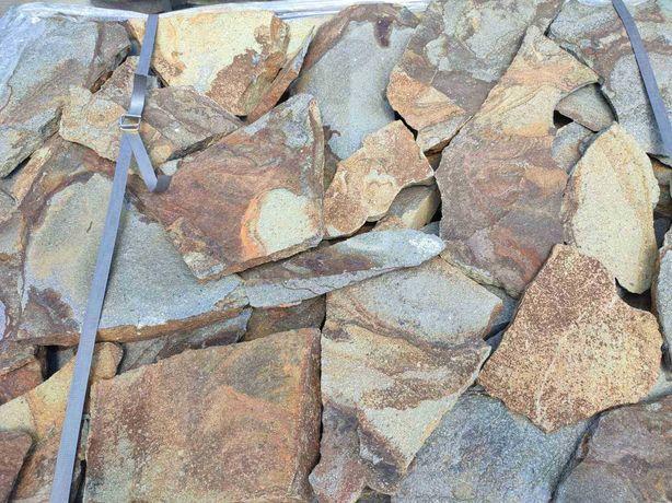 Закарпатский сланец Андезит, брекчия плитка из гранита Продажа укладка