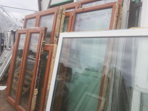 Drzwi okna pcv i też tarasowe Mega wybór Mega skład Super ceny