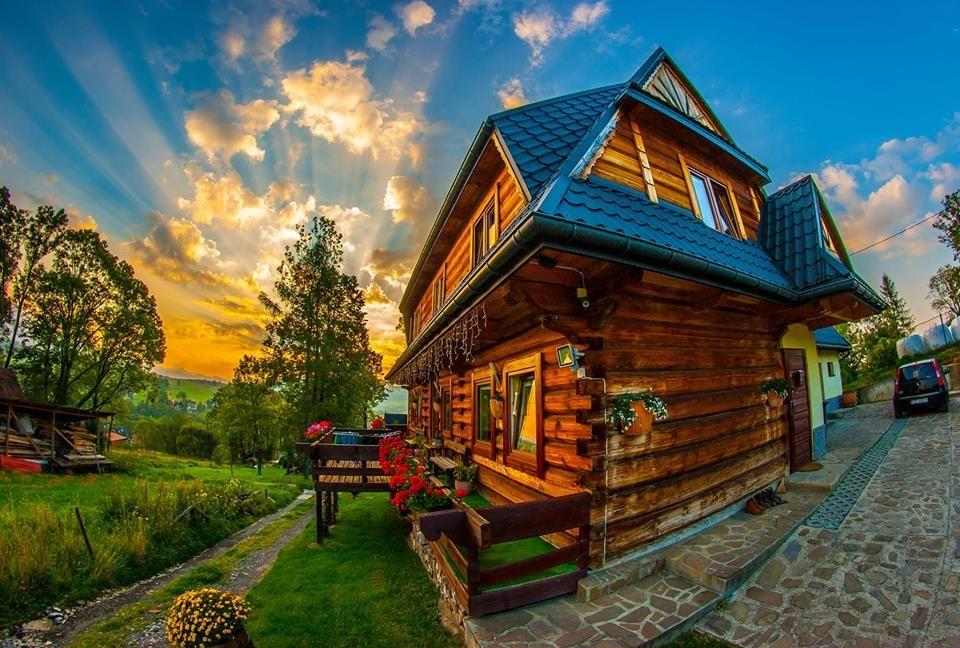 Dacza Turysty i Biegacza, pokoje z widokiem na Tatry, wolne wakacje Zakopane - image 1